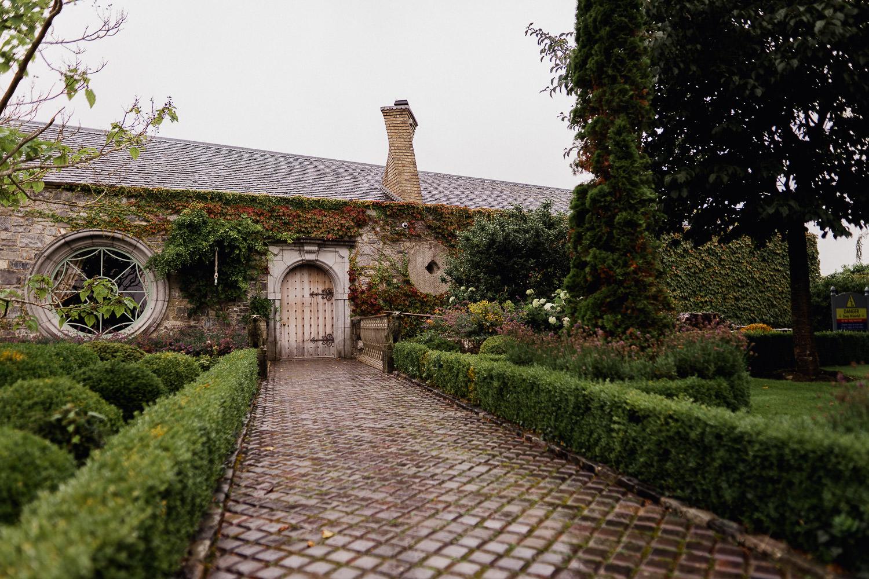 Main house at Cliff at Lyons Kildare
